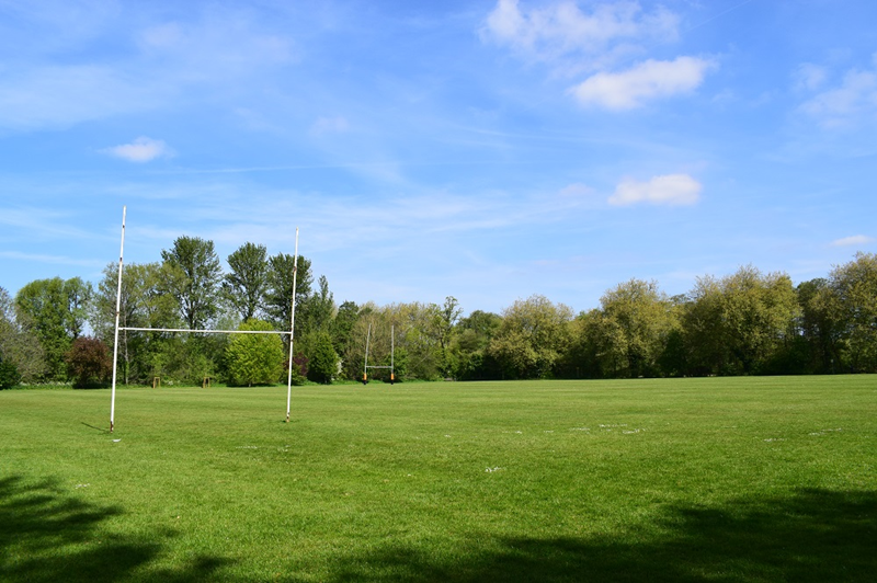 North Walls Rugby Pitch