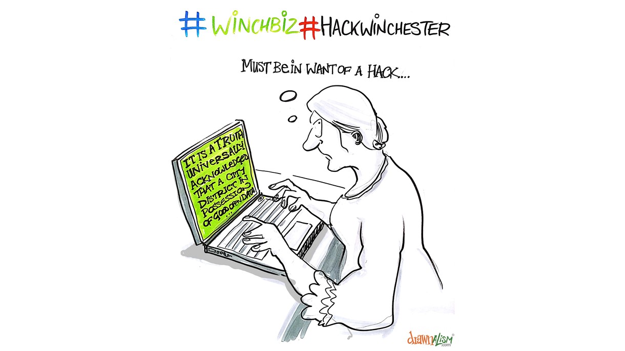 Hack Winchester - Drawalism 2
