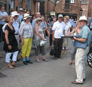 Guided Tours of Winchester