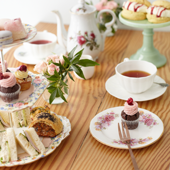 High Tea at Hambledon