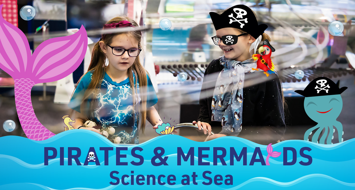 article thumb - Pirates and Mermaids: Science at Sea
