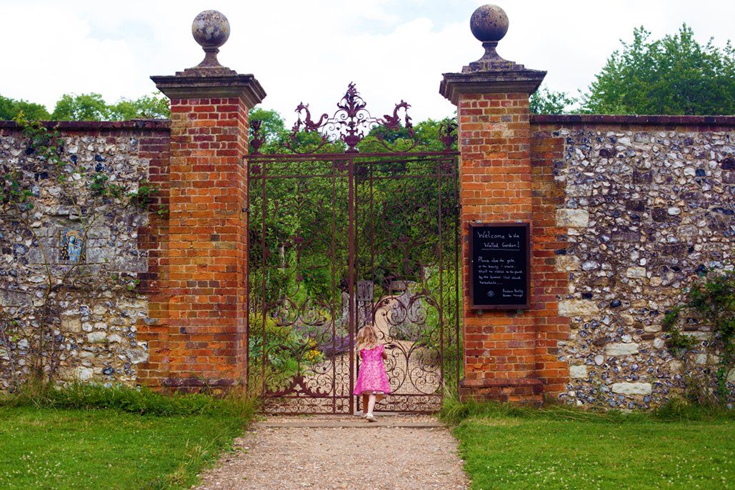 article thumb - Walled Garden at Chawton House