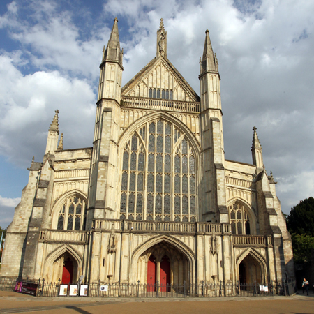 article thumb - Winchester Cathedral