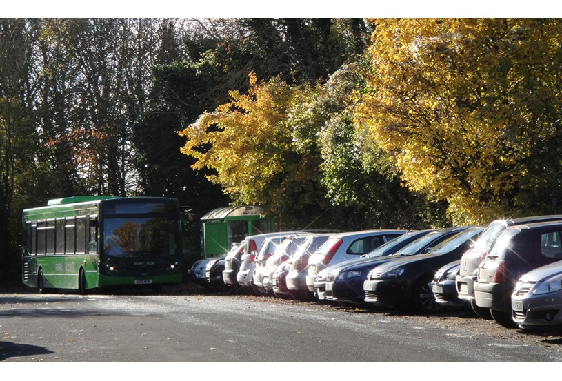 Barfield Park and Ride